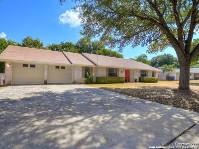 Comal County Single Family Home New: 1228 Rapids Rd
