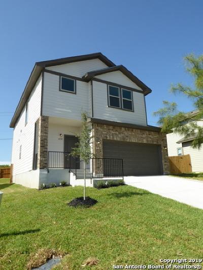 San Antonio TX Single Family Home Price Change: $179,000