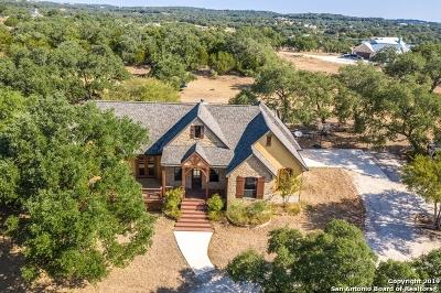 Comal County Single Family Home New: 138 Calendula St