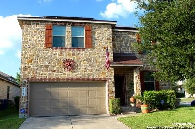 San Antonio Single Family Home New: 9603 Nueces Canyon