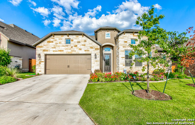 San Antonio Single Family Home New: 3951 Monteverde Way