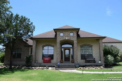 Comal County Single Family Home New: 10302 Teich Loop