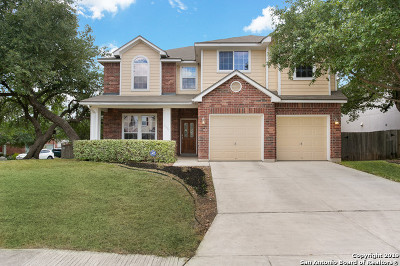 Bexar County Single Family Home New: 23603 Calico Chase