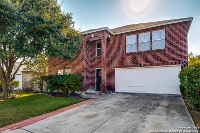San Antonio Single Family Home New: 13310 Alder Creek Dr