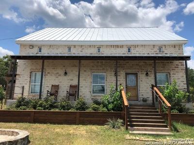 Bexar County Single Family Home New: 26135 Mark Osborne St