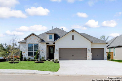 Comal County Single Family Home New: 1423 Oaklawn Dr