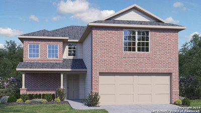 San Antonio Single Family Home New: 6426 Staccato Staff