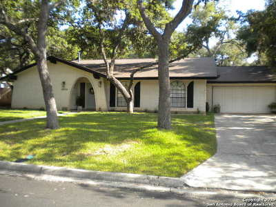 Bexar County Single Family Home New: 10934 Whisper Ridge
