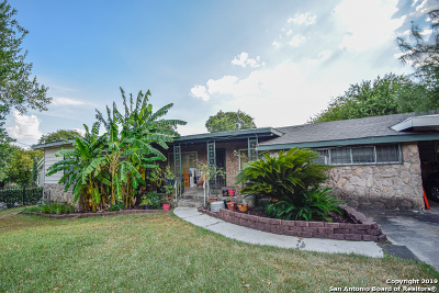 San Antonio Single Family Home New: 256 Cheryl Dr W