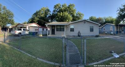 San Antonio Single Family Home New: 3919 Spear St