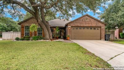 San Antonio Single Family Home New: 3111 Preston Point Dr