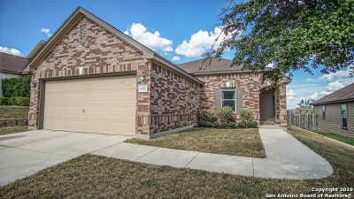 Guadalupe County Single Family Home New: 5717 Ping Way