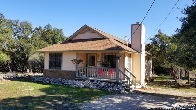 Comal County Single Family Home New: 1350 Green Meadow Ln