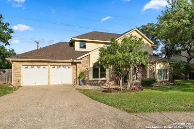Bexar County Single Family Home New: 17910 Winter Hill