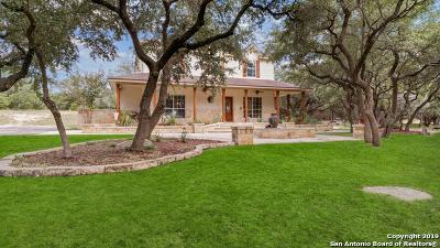 Comal County Single Family Home New: 341 Hidden Oaks Dr
