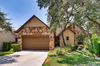 Bexar County Single Family Home Active Option: 22527 Alabado