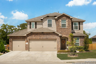 Bexar County Single Family Home New: 12923 Shoreline Dr