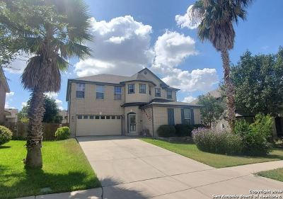 Cibolo Single Family Home New: 109 Springtree Bend