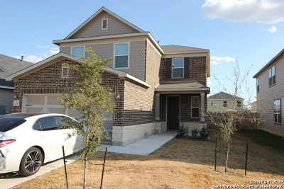 Bexar County Single Family Home New: 3018 Mission Bell