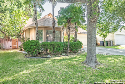 Bexar County Single Family Home New: 9943 Fall Harvest