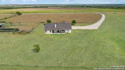 Guadalupe County Single Family Home New: 17150 Fm 3350