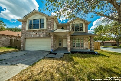 Bexar County Single Family Home New: 5231 Pine Lake Dr