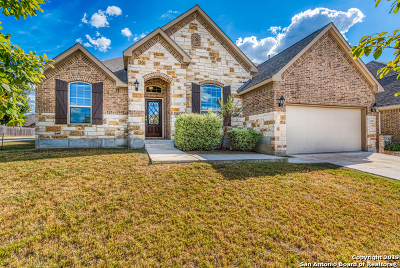 Bexar County Single Family Home New: 12902 Gypsophila