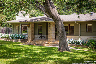 New Braunfels TX Single Family Home New: $789,000