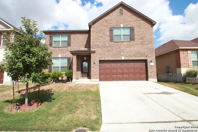 Cibolo Single Family Home New: 409 Landmark Falls