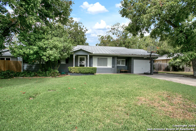 New Braunfels Single Family Home New: 867 Josephine St