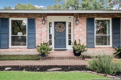 San Antonio Single Family Home New: 425 Skyforest Dr