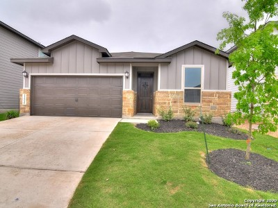 San Antonio TX Single Family Home New: $281,476