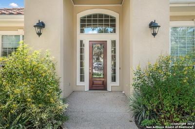 San Antonio Single Family Home New: 7419 Hovingham
