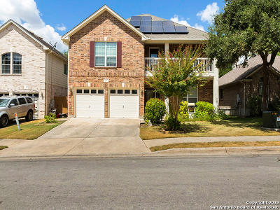 Schertz Single Family Home New: 529 Thurber Dr