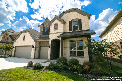 Boerne Single Family Home New: 8427 Mystic Chase