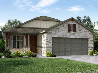 San Antonio Single Family Home New: 11522 Bakersfield Pass