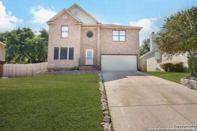 San Antonio Single Family Home New: 8838 Star Creek Dr
