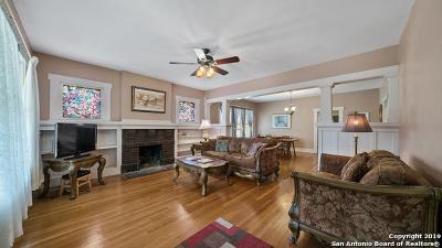 San Antonio Single Family Home New: 733 W French Pl