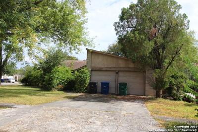 San Antonio Single Family Home New: 12918 Paul Revere St