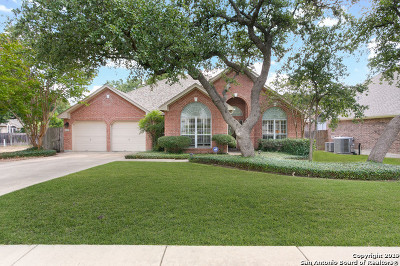 San Antonio TX Single Family Home New: $335,000
