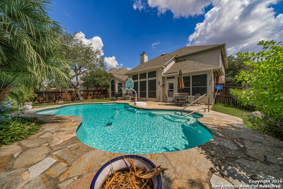 Cibolo Single Family Home New: 140 Green Brook Pl