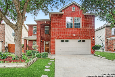 Cibolo Single Family Home New: 153 Corral Fence