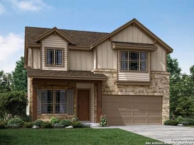 San Antonio TX Single Family Home New: $273,330