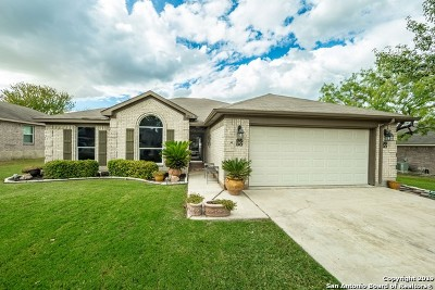 New Braunfels Single Family Home New: 1756 Jasons South Ct