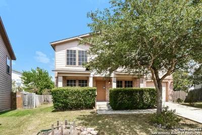 Cibolo Single Family Home New: 204 Hinge Gate