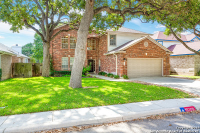 Single Family Home New: 15306 Rompel Trail Dr