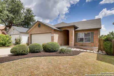 San Antonio Single Family Home New: 430 Territory Oak