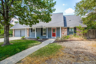 Single Family Home New: 16419 Ledge Rock St
