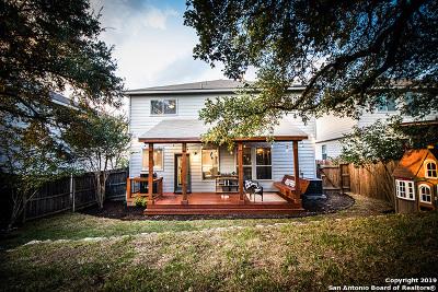 Boerne Single Family Home New: 7642 Lost Creek Gap