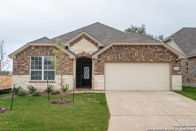 San Antonio Single Family Home New: 10318 Coyote Run